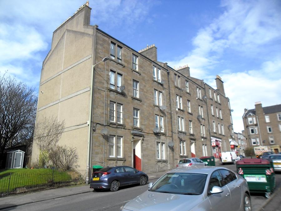 114 (3/2) Arklay Street, Dundee  DD3 7LL